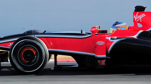 Marussia échoue au crash-test