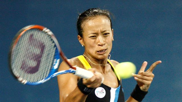 Keothavong falls in Dallas - Tennis