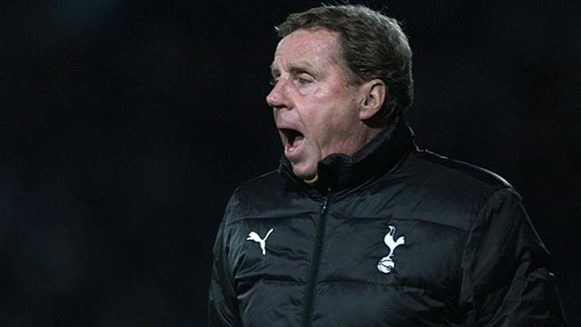 Redknapp leaves Tottenham - Football - Premier League