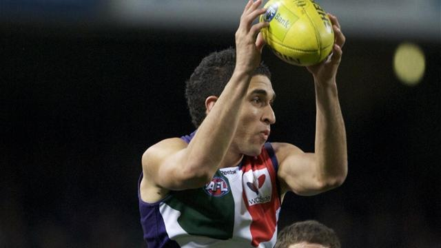 Freo's Morabito injured again