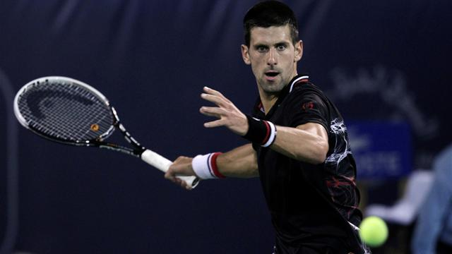 Djokovic pushed hard - Tennis