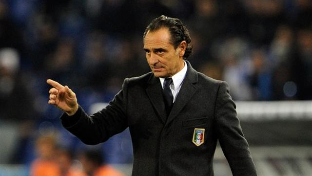 Coach: Prandelli - Football - Euro 2012