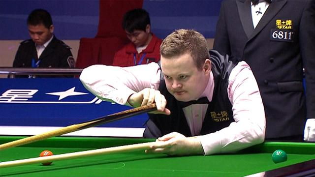 Murphy, Davis in final - Snooker