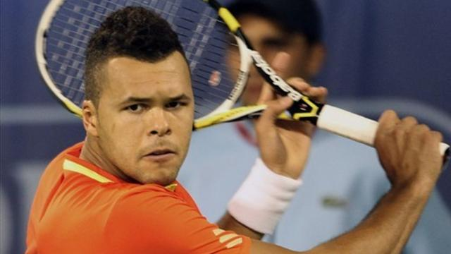 Tsonga to play at AEGON - Tennis - Wimbledon