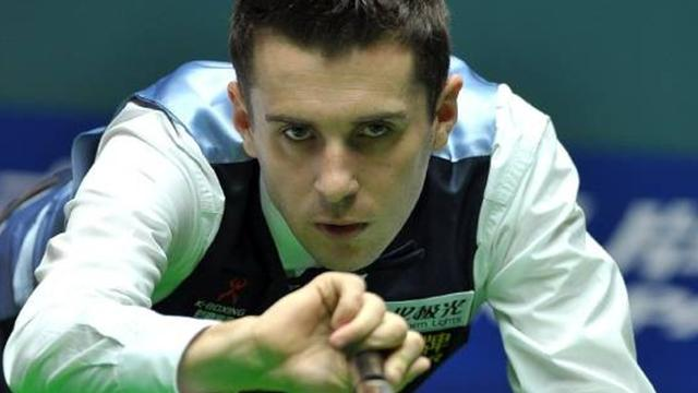 Selby opens Wuxi title defence with win