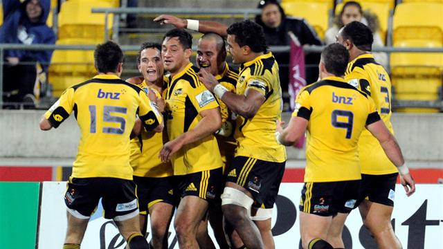 Hurricanes beat Rebels - Rugby - Super 15