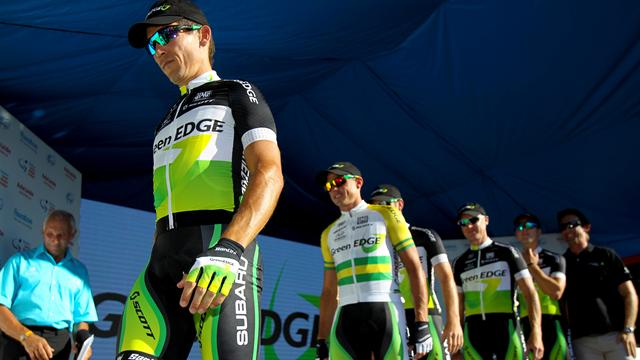 GreenEdge win Eneco TTT