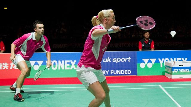 Team GB pair face badminton rematch at Olympics