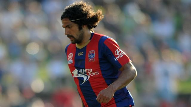 Jets release Topor-Stanley - Football - A-League