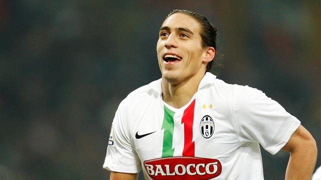 Caceres blow for Juve - Football - Serie A