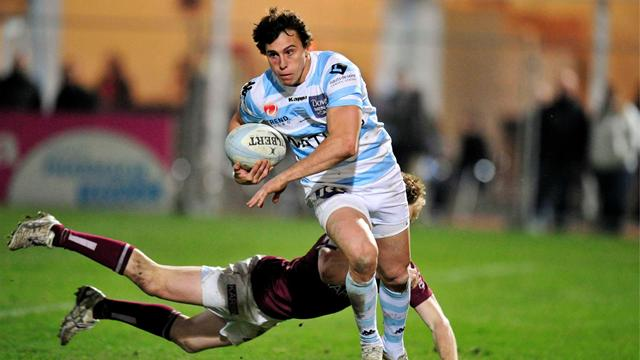 Le Racing au forceps - Rugby - Top 14