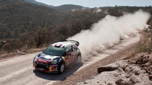 Loeb wraps up win - WRC - Mexico Rally