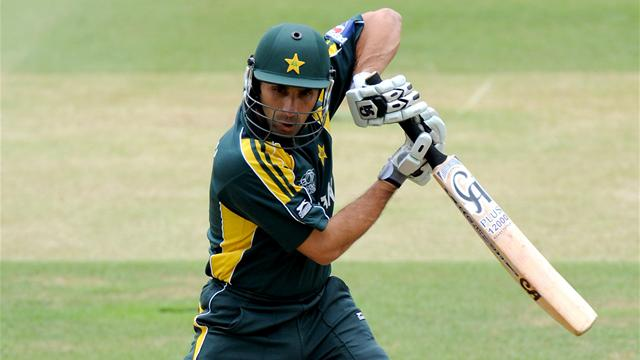 Test ban for Misbah - Cricket