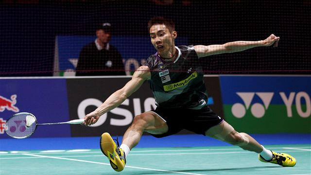 Chong Wei into final - Olympic Games - London 2012