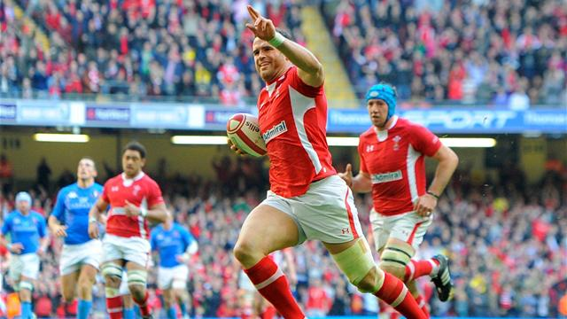 Galles: grand chelem en vu - Rugby - 6 Nations