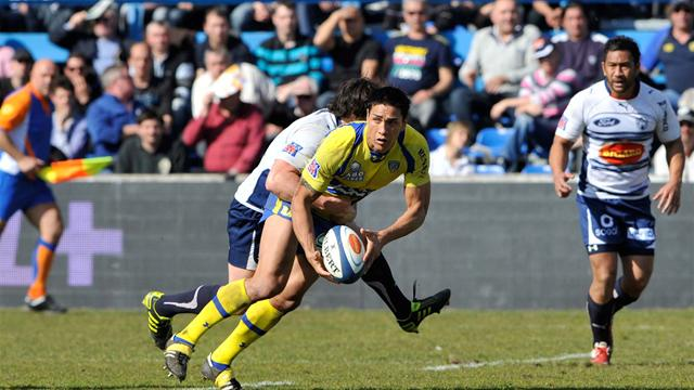 Clermont favori - Rugby - Top 14