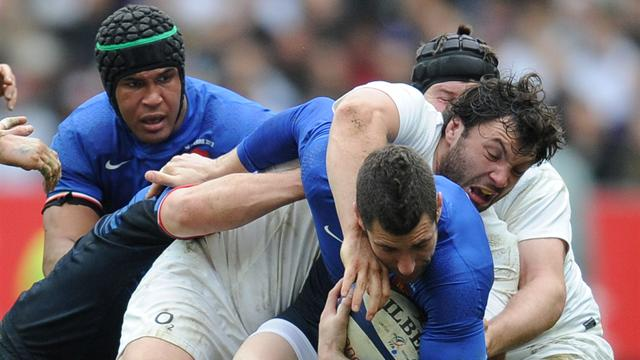 La douche froide - Rugby - 6 Nations