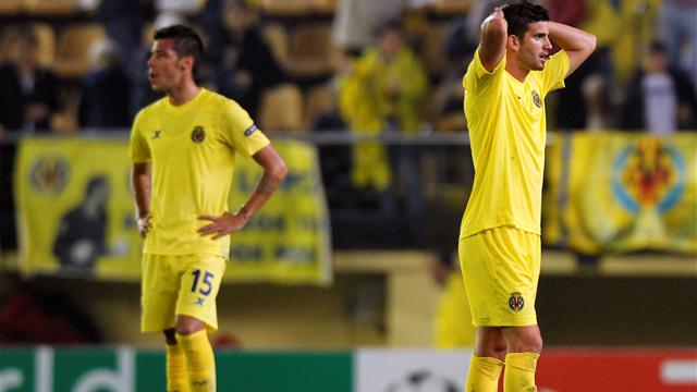 Getafe send Villarreal closer to drop zone