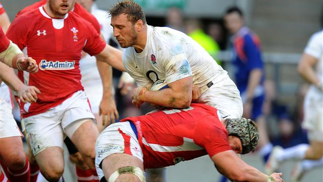 Lydiate wins award - Rugby - Six Nations