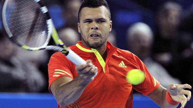 Tsonga leads France against US