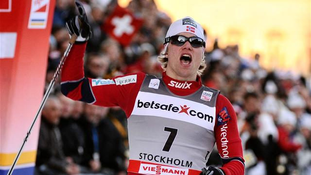 Victory for Brandsdal in Stockholm