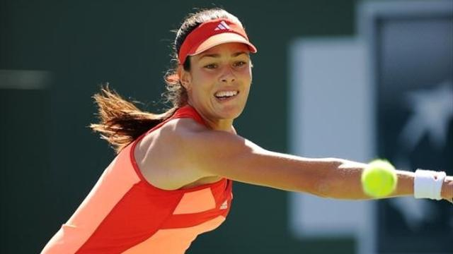 Ivanovic cruises through - Tennis