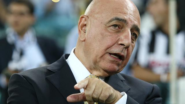 Galliani fumes after loss - Football - Serie A