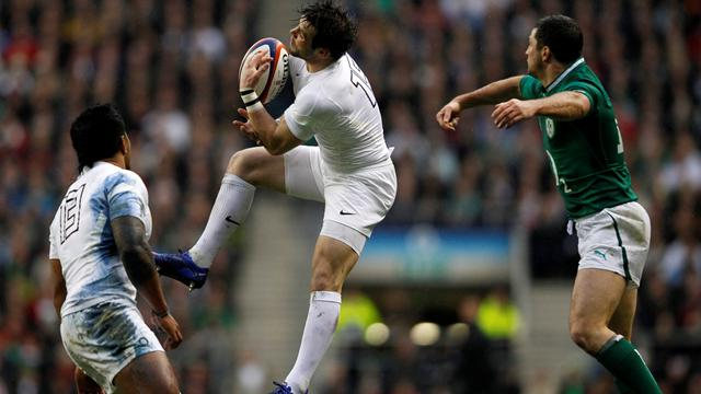 England 30-9 Ireland  - Rugby - Six Nations Championship