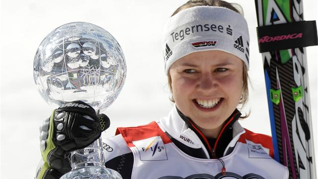 Rebensburg wins - Alpine Skiing