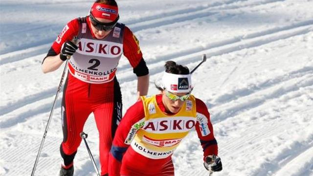 Bjoergen ends season  - Cross-Country Skiing