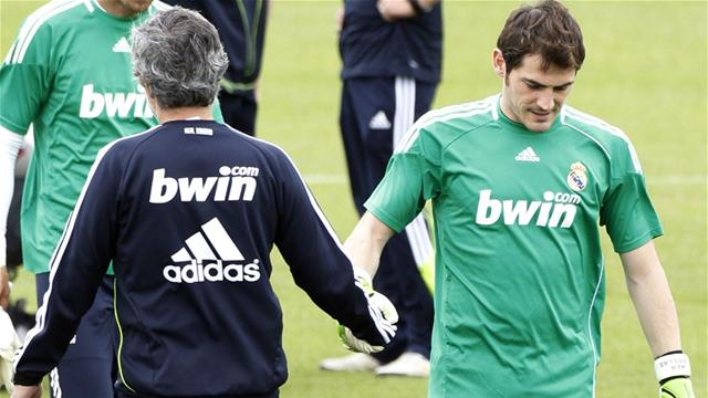 Mourinho s'attaque à Casillas - Football - Liga