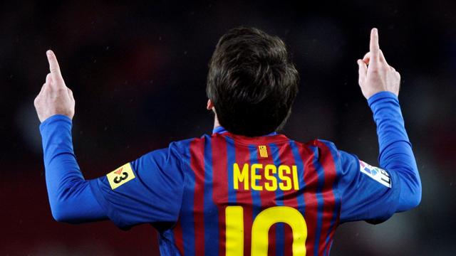 Russian side 'offered £205m for Messi' - Football - La Liga