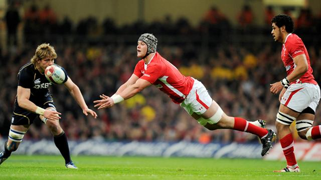 Lydiate, prince de Galles - Rugby - 6 Nations