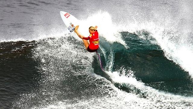 Gilmore set for showdown - Surfing