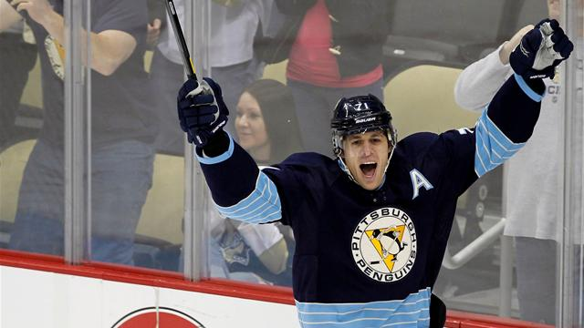Malkin named MVP - Ice Hockey - NHL