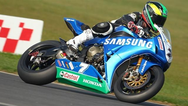Laverty tops practice two - Motorsports - BSB