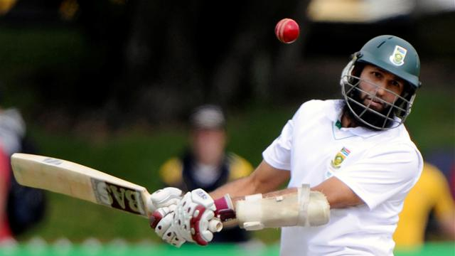 Amla impresses for South Africa