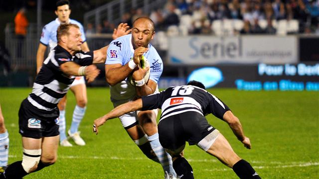 Bayonne assure l'essentiel - Rugby - Top 14