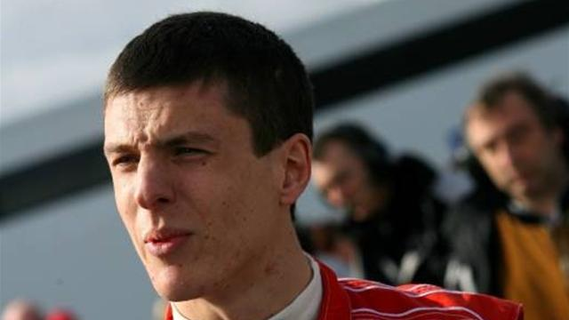 Calado grabs GP2 pole  - GP2