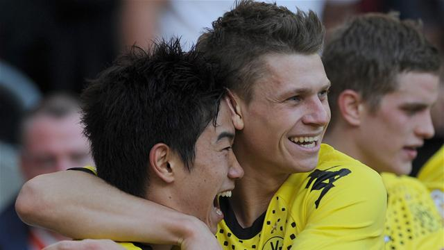 Dortmund hammer Cologne - Football - Bundesliga
