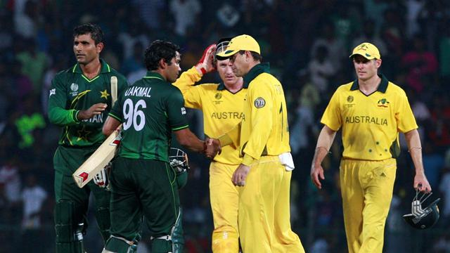 Australia to face Pakistan in the UAE