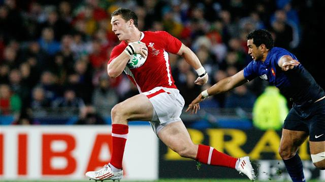 George North ne viendra pas en France