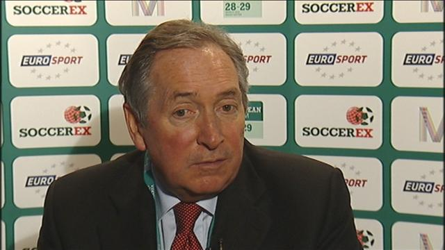 Managers question process - Football - Euro 2012