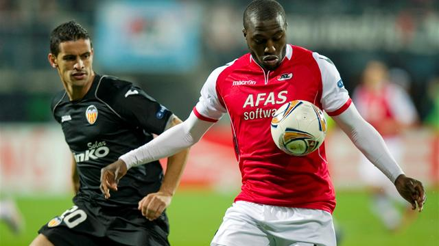 AZ Alkmaar beat Valencia - Football - Europa League