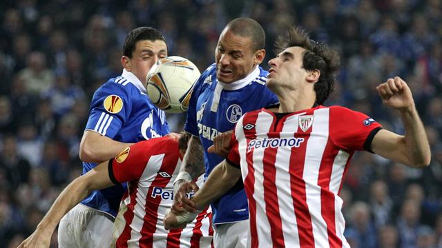 Bilbao 2-2 Schalke - Football - Europa League