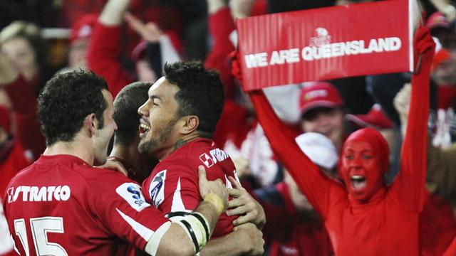 Reds welcome back Ioane - Rugby - Super 15