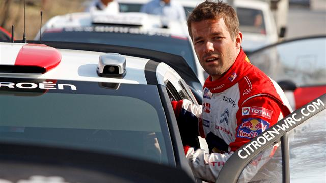 Loeb eyes future Dakar Rally bid - WRC