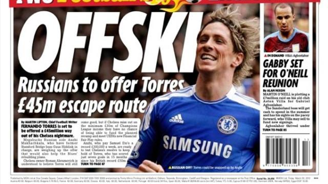 Papers: Torres up for sale - Football - Premier League