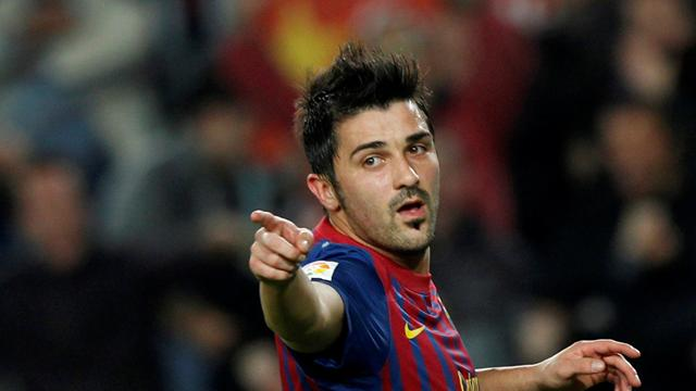 Villa back in Barca squad - Football - Liga