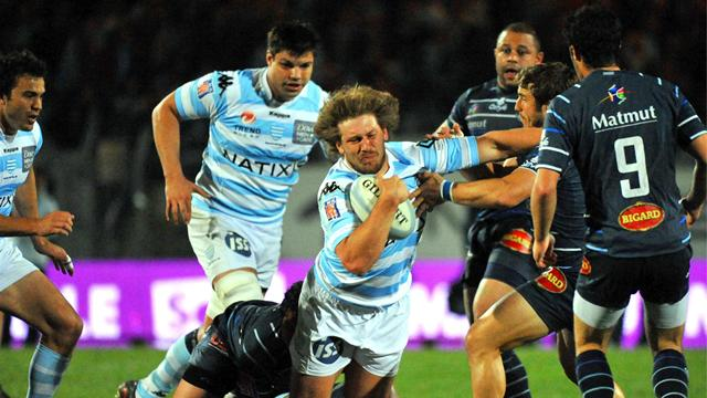 Un Racing renversant - Rugby - Top 14